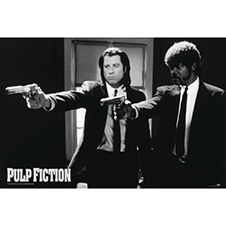 Pulp Fiction XXL Poster