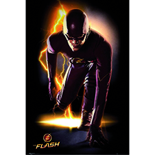 The Flash Poster Blitz