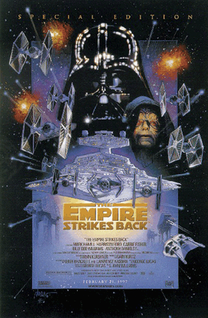 Star Wars - The Empire Strikes Back (Special Edition) Poster