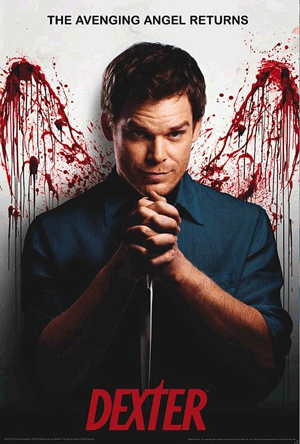 Dexter - The Avenging Angel Returns Poster